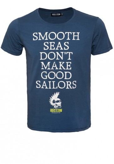 Smooth Sea Vintage T-Shirt