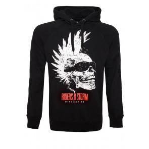 Riders Skull - Black Hoodie