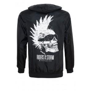 Riders Skull Windbreaker