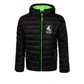 Riders Skull Steppjacke Black