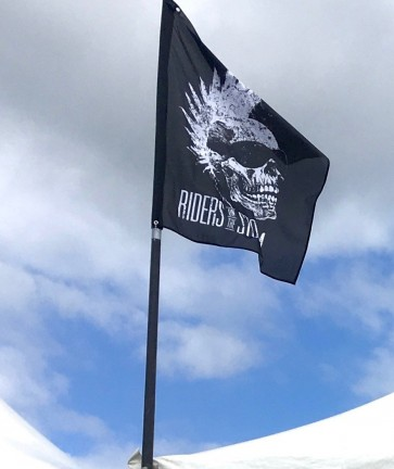 Riders on the Storm - Flag