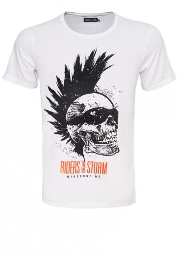 Riders Skull Vintage Shirt