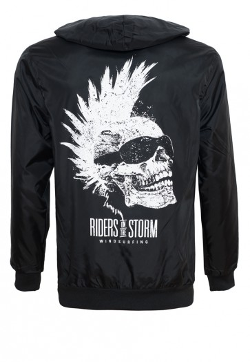 Riders Skull Windbreaker
