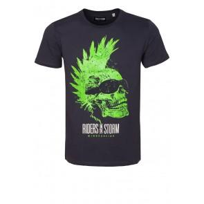 Riders Skull India T-Shirt