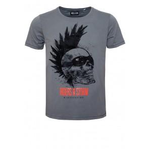 Riders Skull Vintage T-Shirt
